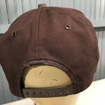 VTG U-Haul Moving Storage Patched Made in USA Snapback Baseball Cap Hat image 4