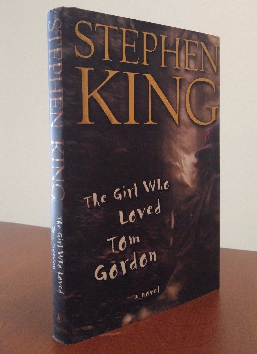 a novel review of the girl who loved tom gordon by stephen king And in 1999, stephen king suddenly decided that he wanted to if king ever wrote a ya novel, it would be the girl who loved tom gordon.