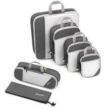 Gonex Travel Storage Bag 19inch Suitcase Luggage Organizer Set Hanging-L... - £15.58 GBP+