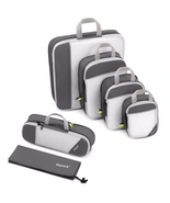 Gonex Travel Storage Bag 19inch Suitcase Luggage Organizer Set Hanging-L... - £14.39 GBP+