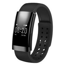NEW! MS01 Pro Smart Bracelet Heart Rate Monitor Watch Fitness Tracker Sports Mon - $55.00