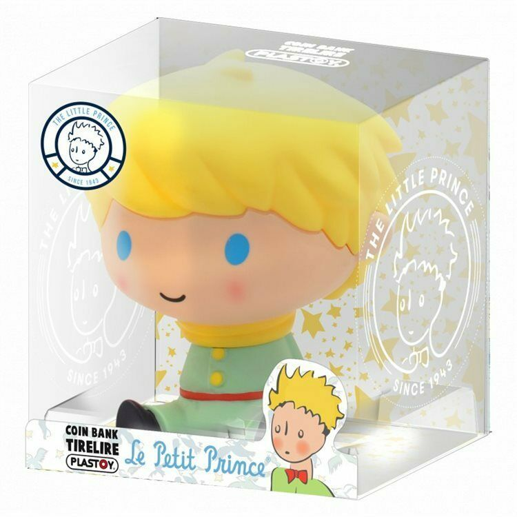 The Little Prince coin bank Plastoy Le Petit Prince