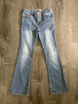 Squeeze Original Denim Jeans Size 8 Girl - $12.99