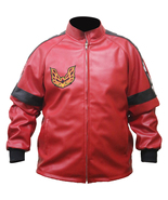 Smokey And The Bandit Out Faux Leather Jacket Burt Reynolds - $60.00 - $85.00