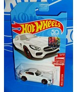 Hot Wheels 2018 Factory Set Target Red Edition 12/12 '15 Mercedes-AMG GT... - $7.00