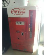 Vintage 1950's Coke Bottle Machine - €2.540,22 EUR