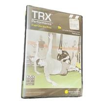 TRX Performance Train Like the Pros DVD Todd Durkin Workout Cardio NEW S... - $18.04