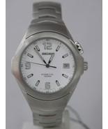 Seiko analog time piece screw case back kinetic stainless steel SKA075P1 - $221.76