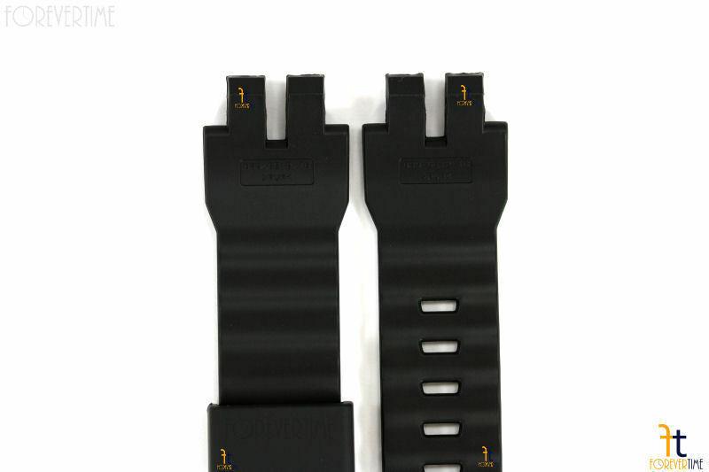 CASIO Pathfinder Protrek PRW-6000 Original Black Rubber Watch Band Strap image 6