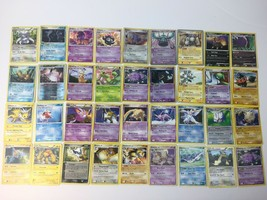 Pokemon Cards Mixed Lot Of 36 Rares!!! Halogram, Reverse - $12.99