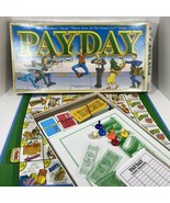 Vintage 1994 PAYDAY Board Game Parker Brothers100% COMPLETE Finance Game - $39.55