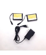 WARMSPACE 2x 5600mah 7.4V Li-ion Battery for Heated Gloves Spare Recharg... - $108.10