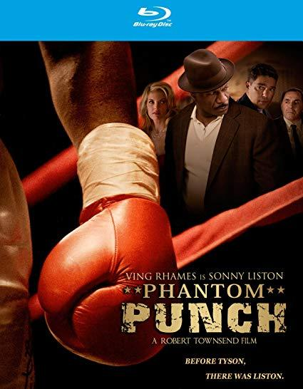 Phantom Punch [Blu-ray] New