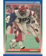 1990 Score #18 Jason Buck  - $0.50