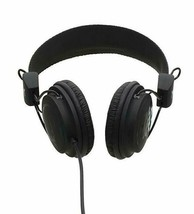 WeSC WeActivist Benny Fairfax Headphone (Black) image 2