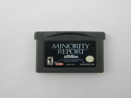 Minority Report: Everybody Runs (Nintendo Game Boy Advance, 2002) - $5.93