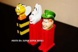 Cereal Character Mini Pez Dispensers Set Trix Rabbit , Lucky from Lucky ... - $21.78