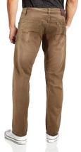 CS Men's Skinny Slim Fit Zip Fly Vintage Faded Wash Premium Denim Jeans image 5