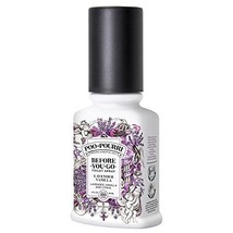 Poo-Pourri Before-You-Go Toilet Spray, Lavender Vanilla Scent, 2 oz