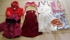 BABY TODDLER Girls Lot 10 Hanna Andersson-Children Place + See Desc. 3-3T - $34.49