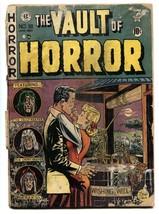 VAULT OF HORROR #18 EC pre-code horror 1951-Wishing Well cover - $212.19