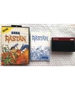 ☆ Rastan (Sega Master System 1988) Complete in Case Game Tested Working ☆ - $45.00