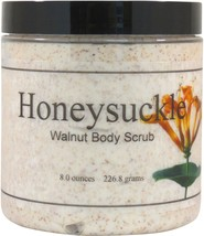 Honeysuckle Walnut Body Scrub - $18.42+