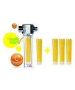 UBS VitaFresh Vita Gel Shower Filter with 4 Vitamin C Gel Cartridge - $84.15