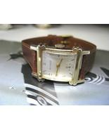 WITTNAUER LONGINEs VINTAGE WATCH 1940'S 10K Gold filled Just serviced ne... - $345.02