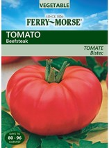 Ferry-Morse 500-mg Tomato Beefstake (L0000) - $17.77
