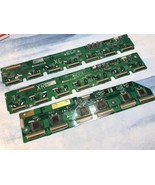 LG 50X3 BUFFER BOARD SET XL/XR/XC 6870QWC107A,6870QSC108A,6870DC104A - $54.45