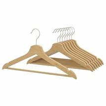 IKEA Bumerang Hangers Natural 8 Pack 302.385.43 - $22.76