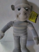 "Universal Studio Monsters the Mummy Plush doll 16"" - $24.99"