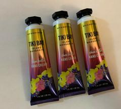 3 BATH & BODY WORKS TRAVEL SHEA BUTTER HAND CREAM TIKI BAY ISLAND MARGAR... - $15.00