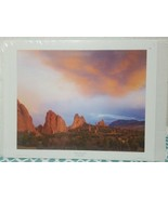 Garden Of The Gods Art Print posters Wall Art 6 pack 3 sz 11 by 14 & 3 s... - $19.99