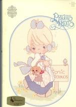 Vintage 1987 Precious Moments cross stitch booklet - $10.00