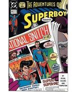 The Adventures of Superboy Comic Book #13 TV DC Comics 1991 NEAR MINT NE... - $2.99