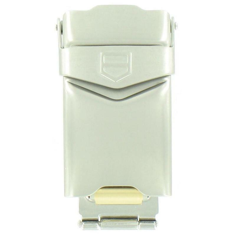 Tag Heuer Two Tone Clasp for BB0304 2000 Classic Series (WE/CE) Buckle FF0128-31 - $115.00