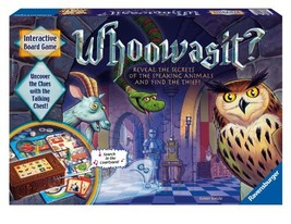 Whoowasit? Award-Winning Board Game Electronics - $31.96