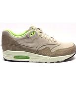 *512033-203 Mens Nike Air Max 1 Premium Casual Sneaker String Desert Camo Ghost - $104.95