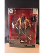Disney Star Wars Elite Series FINN Die Cast Action Figures - New - $12.11