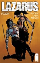 Lazarus #4 Comic Book [Comic] [Jan 01, 2013] Gr... - $2.98