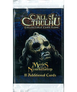 Fantasy Flight Call of Cthulhu Masks of Nyarlathotep 33-Booster Box (CCG... - $170.00