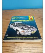 Ford Escort Mercury Tracer 1991 thru 2002 Haynes Repair Shop Manual 36020 - $6.88
