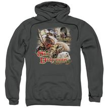 Labyrinth - Sir Didymus Adult Pull Over Hoodie Officially Licensed Apparel - $34.99+