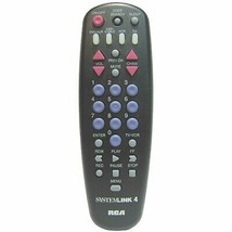 Rca RCU400 Systemlink 4 Device Universal Remote For DVD/AUX, DBS/CABLE, Vcr, Tv - $7.39