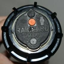 Rain Bird 5000 Series 2.0 Half Circle Pop Up Rotor Orange Nozzle Plug image 2