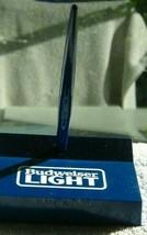 Budweiser Light Sheaffer desk pen new in the box - $9.89