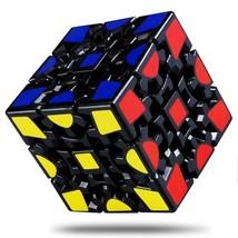 3D Puzzle Gear Cube Speed Twist Rubics Cubes Children Kids Toys Games Pu... - $12.62