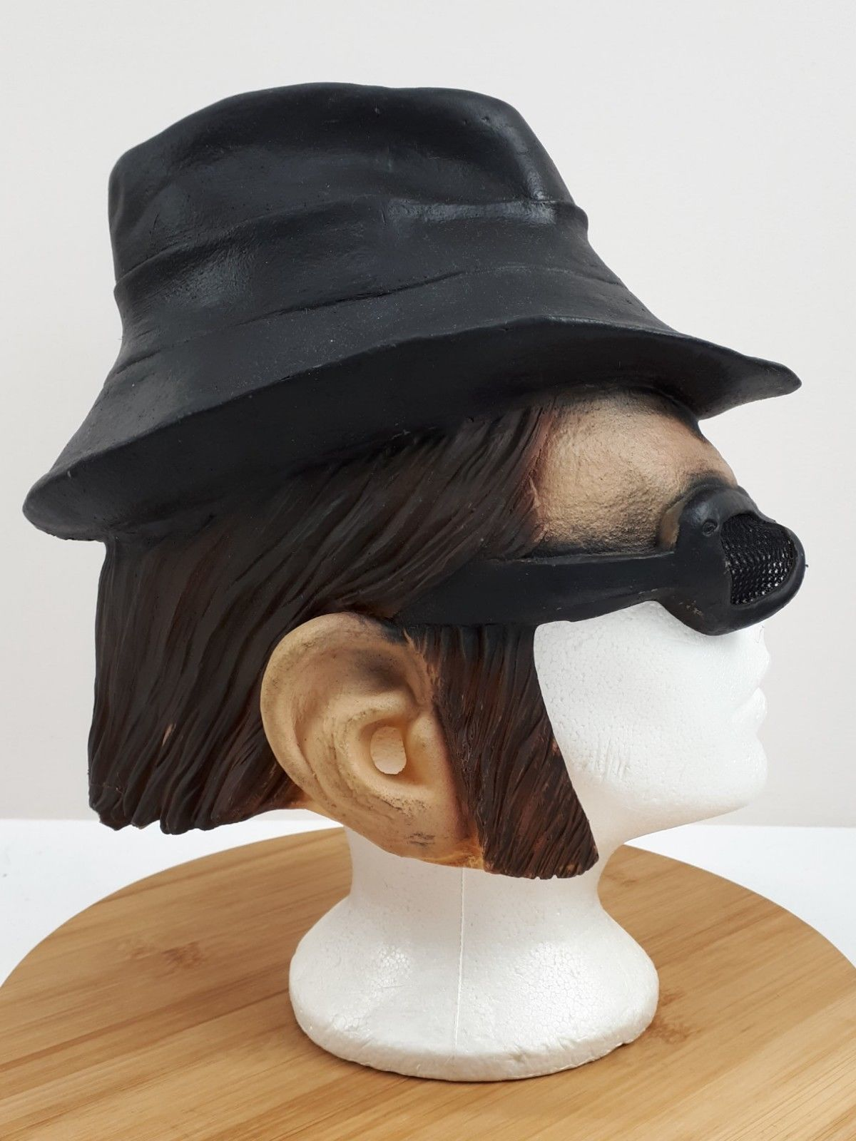 Paper Magic Blues Brothers Halloween Costume Cosplay Half Mask